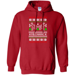 Mechanic Christmas Sweater