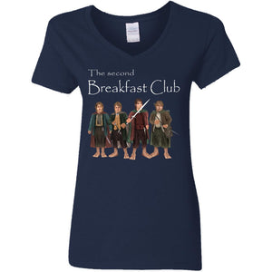 The Lord of the Rings - Hobbit - The Second Breakfast Club Shirt