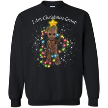Load image into Gallery viewer, I Am Christmas Groot Shirt