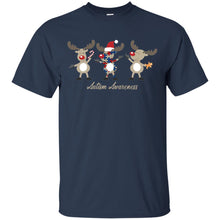 Load image into Gallery viewer, Deer Christmas - Autism Awareness Shirt