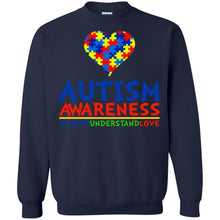 Load image into Gallery viewer, Autism Awareness Accept Understand Love Shirt