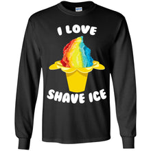 Load image into Gallery viewer, I Love Shave Ice Shirt