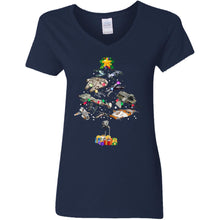 Load image into Gallery viewer, Star Wars Christmas Tree Shirt