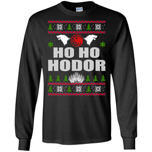 Game Of Thrones - Ho Ho Hodor Christmas Sweater