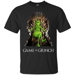 Grinch King - Game Of Grinch Shirt