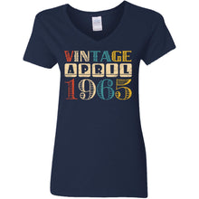 Load image into Gallery viewer, Vintage April 1965 Shirt
