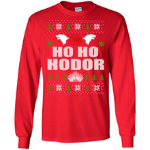 Load image into Gallery viewer, Game Of Thrones - Ho Ho Hodor Christmas Sweater