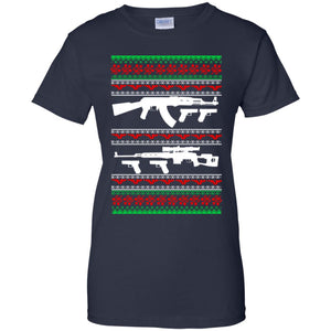 Guns Christmas Sweater