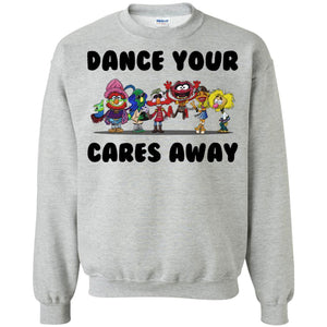 Jim Henson Dance Your Cares Away Shirt