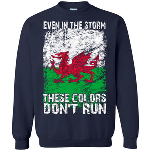 Even In The Storm These Colors Don't Run Shirt