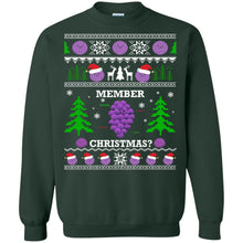Load image into Gallery viewer, Member Berries Christmas Sweater