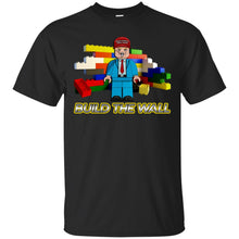Load image into Gallery viewer, Donald Trump Build The Wall Shirt