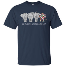 Load image into Gallery viewer, Elephant - It's Ok To Be A Little Different Shirt