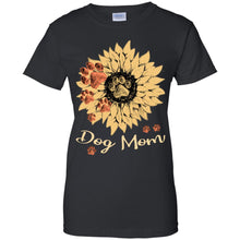 Load image into Gallery viewer, Sunflower Dog Mom Shirt