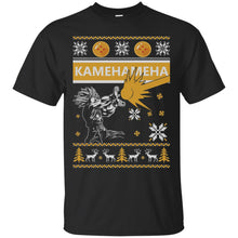 Load image into Gallery viewer, Dragonball Songoku Kamahameha Christmas Sweater