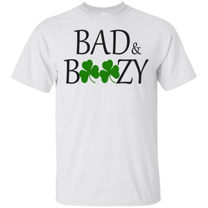 Clover - Bad And Boozy Shirt