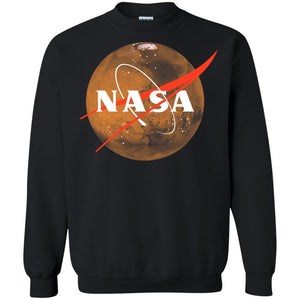 The Mars Nasa Logo Shirt
