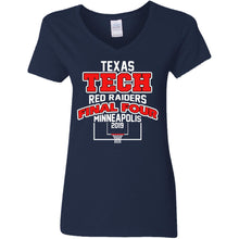 Load image into Gallery viewer, Texas Tech Red Raiders Final Four Minneapolis 2019 Shirt