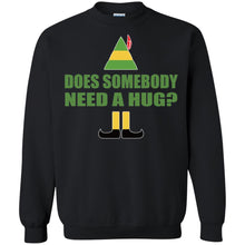 Load image into Gallery viewer, Buddy The Elf - Does Somebody Need A Hug Shirt