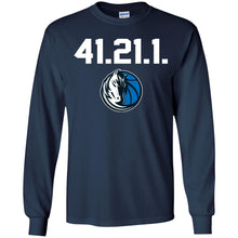 Load image into Gallery viewer, Dirk Nowitzness 41-21-1 Shirt