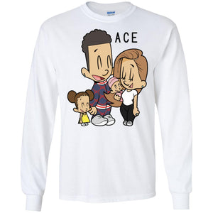The Ace Family Cartoon Shirt