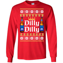 Load image into Gallery viewer, Dilly Dilly Beer Christmas Sweater