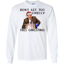 Load image into Gallery viewer, The Office Kevin Chili - Don't Get Too Chilly This Christmas Shirt