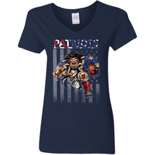 Load image into Gallery viewer, Patriots American Flag Shirt