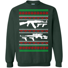 Load image into Gallery viewer, Guns Christmas Sweater