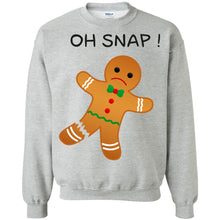 Load image into Gallery viewer, Gingerbread Man - Oh Snap Shirt