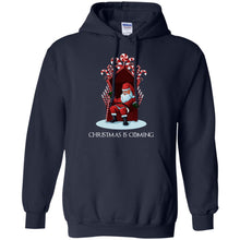 Load image into Gallery viewer, Game Of Thrones Santa - Christmas Is Coming Shirt