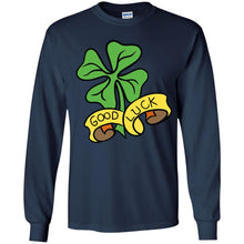 Load image into Gallery viewer, St Patrick's Day - Good Luck Clover Shirt
