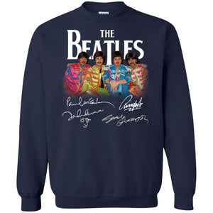 The Beatle With Signature Shirt