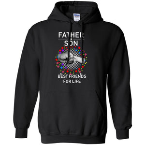 Autism - Father And Son Best Friends For Life Shirt