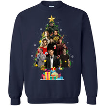 Load image into Gallery viewer, Supernatural Christmas Tree Shirt