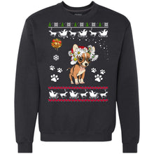 Load image into Gallery viewer, Chihuahua Christmas Sweater