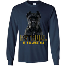 Load image into Gallery viewer, Pitbull - It's A Lifestyle Shirt