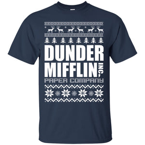 Dunder Mifflin Paper Company Christmas Sweater