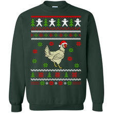 Load image into Gallery viewer, Chicken Christmas Sweater