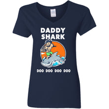 Load image into Gallery viewer, Aquaman - Daddy Shark Doo Doo Doo Shirt