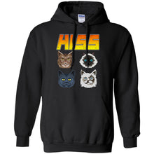 Load image into Gallery viewer, Cats Metal - HISS Shirt