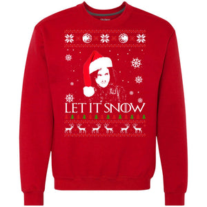 Game Of Thrones Let It Snow Christmas Sweater