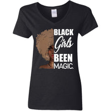 Load image into Gallery viewer, Black Girls Been Magic Shirt