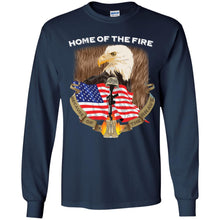 Load image into Gallery viewer, Home Of The Fire Shirt