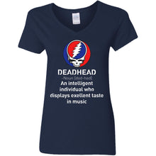 Load image into Gallery viewer, Deadhead - An Intelligent Individual Who Displays Exellent Taste In Music Shirt