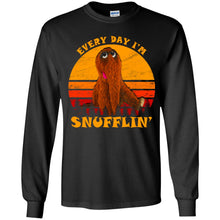 Load image into Gallery viewer, Every Day I'm Snufflin' Shirt
