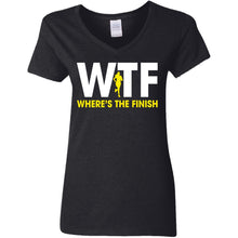 Load image into Gallery viewer, W-T-F - Where's The Finish Shirt