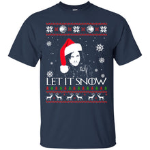 Load image into Gallery viewer, Game Of Thrones Let It Snow Christmas Sweater