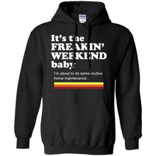 Load image into Gallery viewer, It's The Freakin' Weekend Baby Shirt