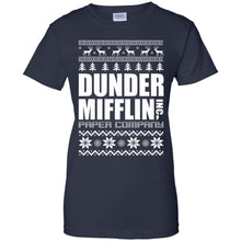 Load image into Gallery viewer, Dunder Mifflin Paper Company Christmas Sweater